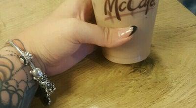 Photo of Coffee Shop McCafe at Вул. Залаегерсег, 18, Херсон, Ukraine