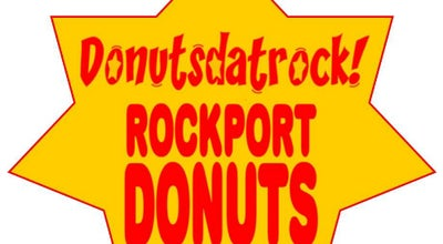Photo of Donut Shop Donutsdatrock! Rockport Donuts at 401 Hwy 35 N, Rockport, TX 78382, United States