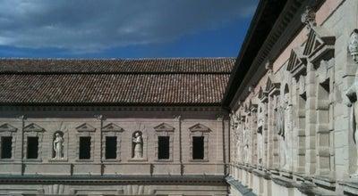 Photo of Art Gallery Chiostri di S.Pietro at Via Emilia San Pietro 44/c, Reggio nell'Emilia 42121, Italy