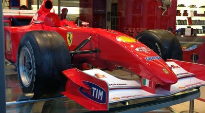 Photo of Car Dealership Ferrari Store at Via Berchet 2, Milano 20121, Italy