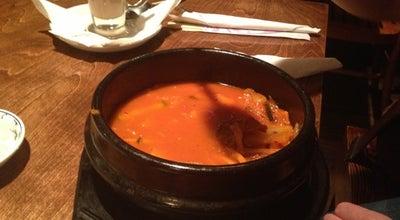 Photo of Asian Restaurant Dziki Ryż at Puławska 24b, Warszawa 02-515, Poland