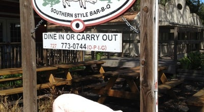 Photo of BBQ Joint The Ozona Pig at 311 Orange St, Palm Harbor, FL 34683, United States