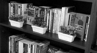Photo of Bookstore Leo Kitap Kafe at Turkey