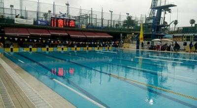Photo of Pool Piscina Julio Navarro - Club Natación Las Palmas at Plazoleta Emilio Ley, S/n, Las Palmas de Gran Canaria 35005, Spain