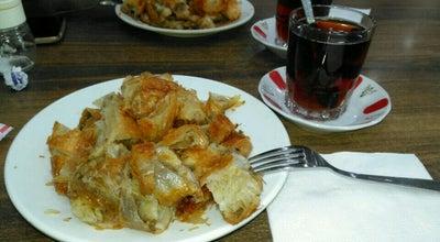 Photo of Bagel Shop Agam Börek Salonu at Kırklareli, Turkey