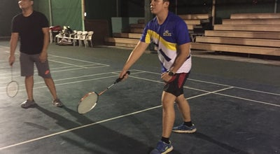 Photo of Tennis Court Subic Badminton court at Philippines