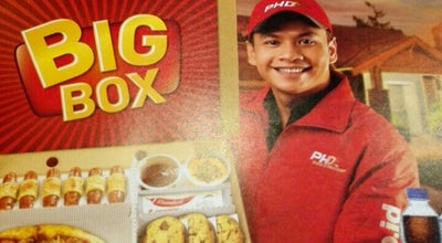 Photo of Pizza Place PHD - Pizza Hut Delivery at Ruko Victoria, Tangerang Selatan, Indonesia