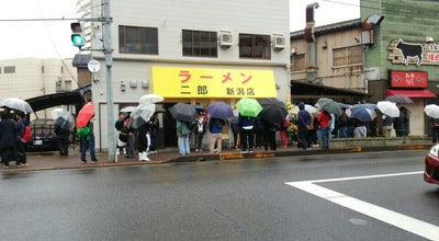 Photo of Food ラーメン二郎 新潟店 at 中央区万代5-2-8, 新潟市, Japan
