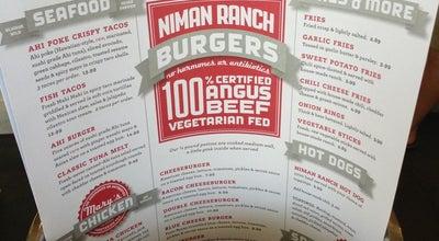 Photo of Burger Joint Gott's Roadside at 644 1st St, Napa, CA 94559, United States