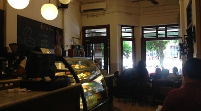 Photo of Cafe Bakoel Koffie at Jalan Cikini Raya No. 25, Jakarta Pusat 10330, Indonesia
