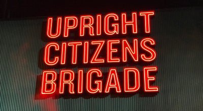 Photo of Comedy Club Upright Citizens Brigade Theater Sunset at 5419 W Sunset Blvd, Los Angeles, Ca 90027, United States