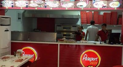 Photo of Pizza Place Pasaport Pizza at Gevran Caddesi Askerlik Şubesi Karşısı, Diyarbakır 21100, Turkey