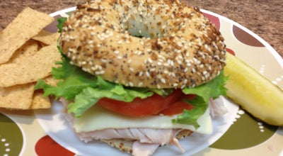 Photo of Bagel Shop Bagel Brothers at 400 Cooper Point Rd #22, Olympia, WA 98502, United States
