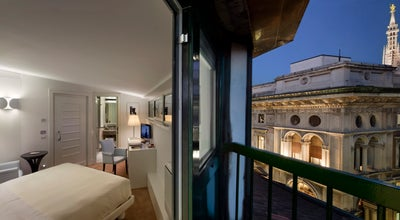 Photo of Hotel UNA Maison Milano at Via Mazzini 4, Milan 20123, Italy