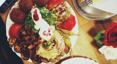Photo of Falafel Restaurant La Rose at Akademiestr. 34, Karlsruhe 76133, Germany