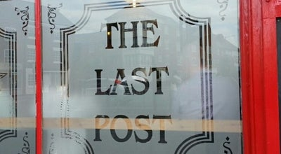 Photo of Brewery the last post at Uttoxeter Road, Derby, United Kingdom