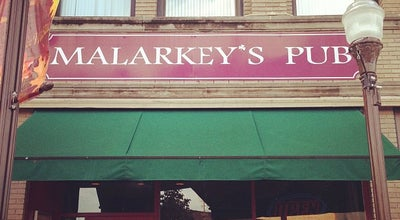 Photo of Bar Malarkey's Pub at 408 N 3rd St, Wausau, WI 54403, United States