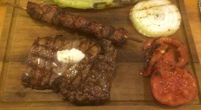 Photo of Steakhouse MÜHÜR ET MANGALBAŞI at Mecli̇s Mahallesi̇ Kongre Caddesi̇, İstanbul 34026, Turkey