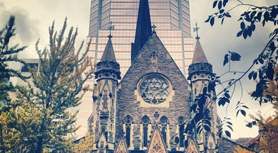 Photo of Tourist Attraction Promenades Cathedrale at 625, Rue Ste-catherine Ouest, Montreal H3B 1B7, Canada
