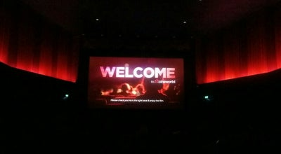 Photo of Movie Theater Cineworld at Montrose Way, Edge Lane Retail Park, Liverpool L13 1EW, United Kingdom
