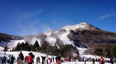 Photo of Ski Area Hunter Mountain Ski Resort at 64 Klein Ave., Hunter, NY 12450, United States