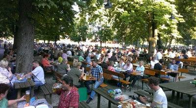 Photo of Beer Garden Augustiner Schützengarten at Zielstattstr. 6, München 81379, Germany