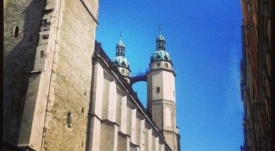 Photo of Church Marktkirche Unser Lieben Frauen at An Der Marienkirche 2, Halle (Saale) 06108, Germany