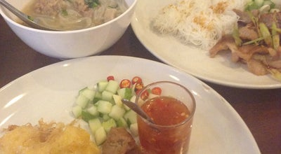 Photo of Vietnamese Restaurant แหนมเนืองครัวมาดาม at Thailand