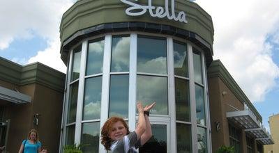 Photo of Italian Restaurant Stella's Modern Italian Cuisine at 1201 N. Walker, Oklahoma City, OK 73103, United States