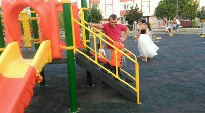 Photo of Playground Ihsaniye Park(Basketbol) at Ihsaniye Mahallesi, Bandırma, Turkey