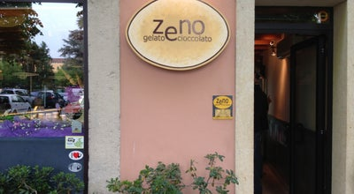 Photo of Ice Cream Shop Zeno Gelato e cioccolato at Piazza San Seno 12/a, Verona 37123, Italy