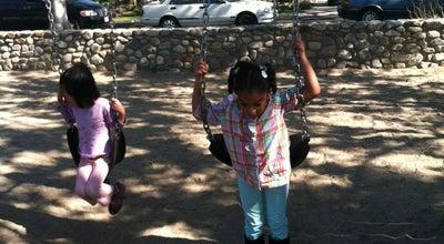 Photo of Playground Lindberg Park at 5041 Rhoda Way, Culver City, CA 90230, United States