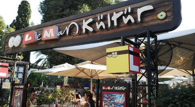 Photo of Gastropub Leman Kültür at Barbaros Mah. Atatürk Cad. No:44, Antalya 07100, Turkey