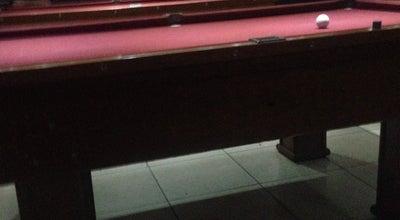 Photo of Pool Hall Área 51 Bar & Snooker at Cln 116 Bl. F, Brasília, Brazil