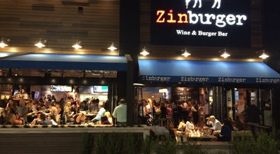 Photo of Burger Joint Zinburger Wine & Burger Bar at 6000 Glades Rd, Boca Raton, FL 33431, United States