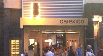 Photo of Taco Place Calexico at 153 Rivington St, New York, NY 10002, United States