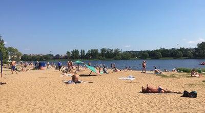 Photo of Beach Городской Пляж, Колпино at Russia