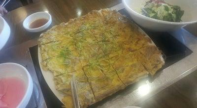 Photo of Ramen / Noodle House 진주냉면 하연옥 at 대신로 383, 진주시, South Korea