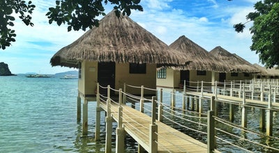 Photo of Resort Apulit Island Resort at Taytay, Philippines
