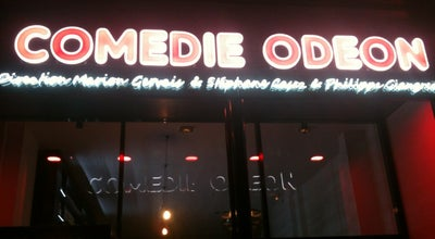Photo of Comedy Club Comédie Odéon at 6 Rue Grolée, Lyon 69002, France