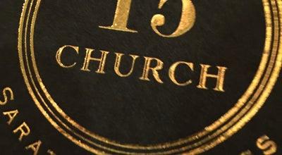 Photo of American Restaurant 15 Church at 15 Church St, Saratoga Springs, NY 12866, United States