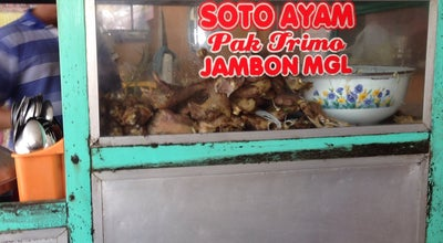 Photo of Food Truck Soto Pak Trimo at Jl. Di Panjaitan, Magelang, Indonesia