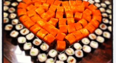 Photo of Sushi Restaurant Sushi Toria Kyoto Lounge at 38 Tumanyan Street, Yerevan 0009, Armenia