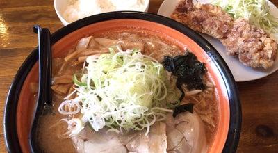 Photo of Ramen / Noodle House 麺や 虎鉄 大麻店 at 大麻新町7-8, 江別市 069-0863, Japan