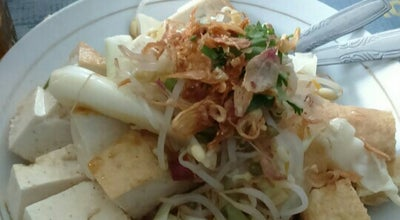 """Photo of Asian Restaurant tahu kupat """"pelopor"""" at Jln Raya Mertoyudan, Magelang, Indonesia"""
