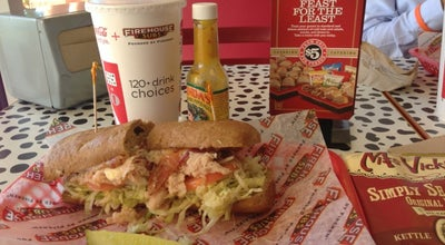 Photo of Sandwich Place Firehouse Subs at 975 Gateway Blvd, Boynton Beach, FL 33426, United States
