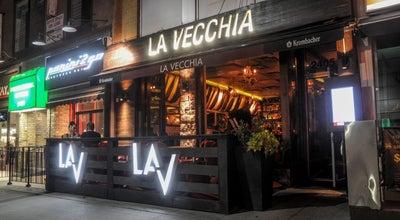 Photo of Italian Restaurant La Vecchia Ristorante at 2405a Yonge St., Toronto, ON M4P 2E7, Canada