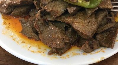 Photo of Steakhouse Yaprak Ciğer at Yeni Sanayi Sitesi, Erzincan, Turkey