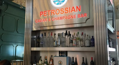 Photo of Gourmet Shop Petrossian Caviar & Champagne Bar at Tom Bradly International Terminal, Los Angeles, CA 90045, United States