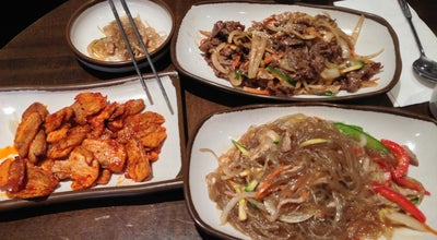 Photo of Korean Restaurant Assa at 53 St Giles High St, London WC2H 8LH, United Kingdom